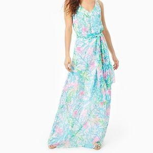 NWT Lilly Pulitzer Lani Maxi Dress